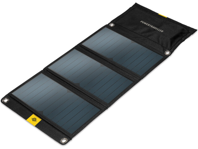 Powertraveller Falcon 21 Panel solar multitensión plegable